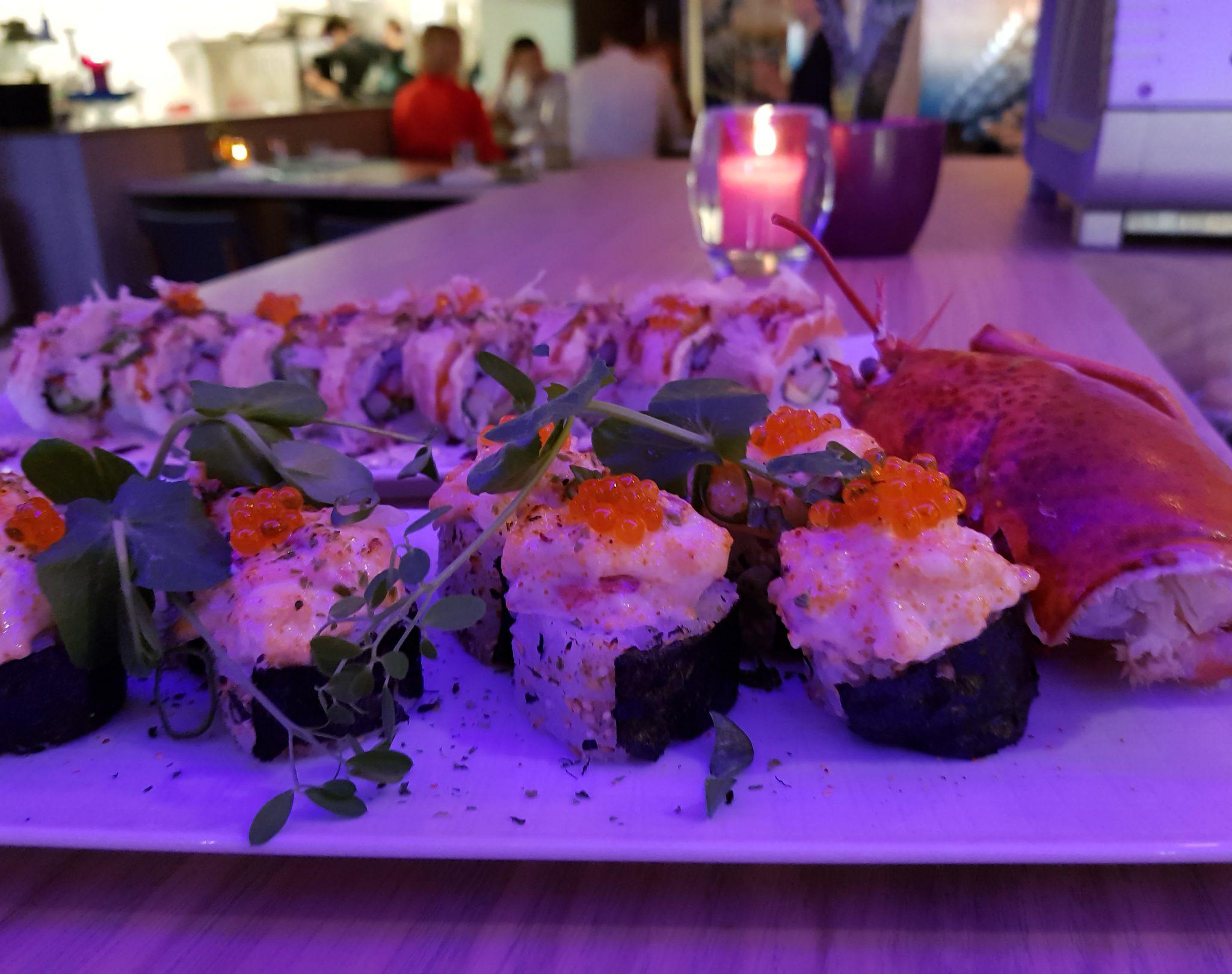 Voorgerecht Sushi